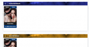 WordPress Süper Escort Teması